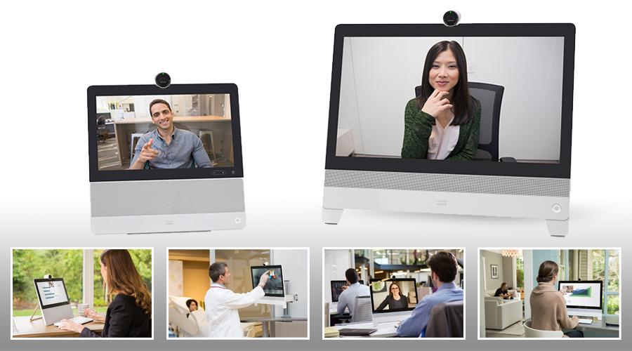 видеоконференция Cisco